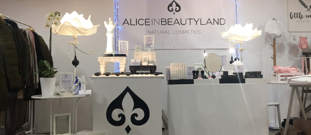 Alice in Beautyland POPUP 2