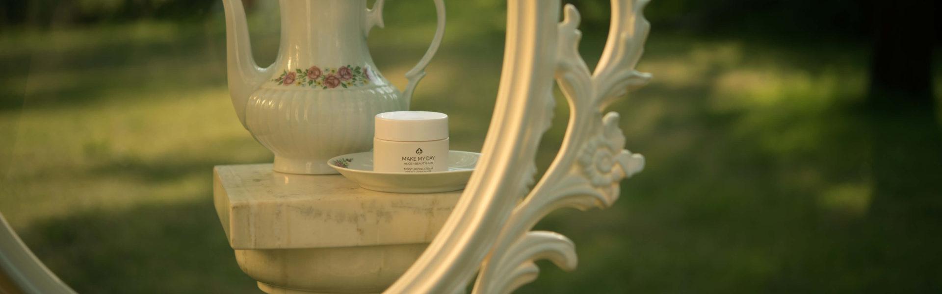 Make my day con tetera - Crema Hidratante con Happy Skin