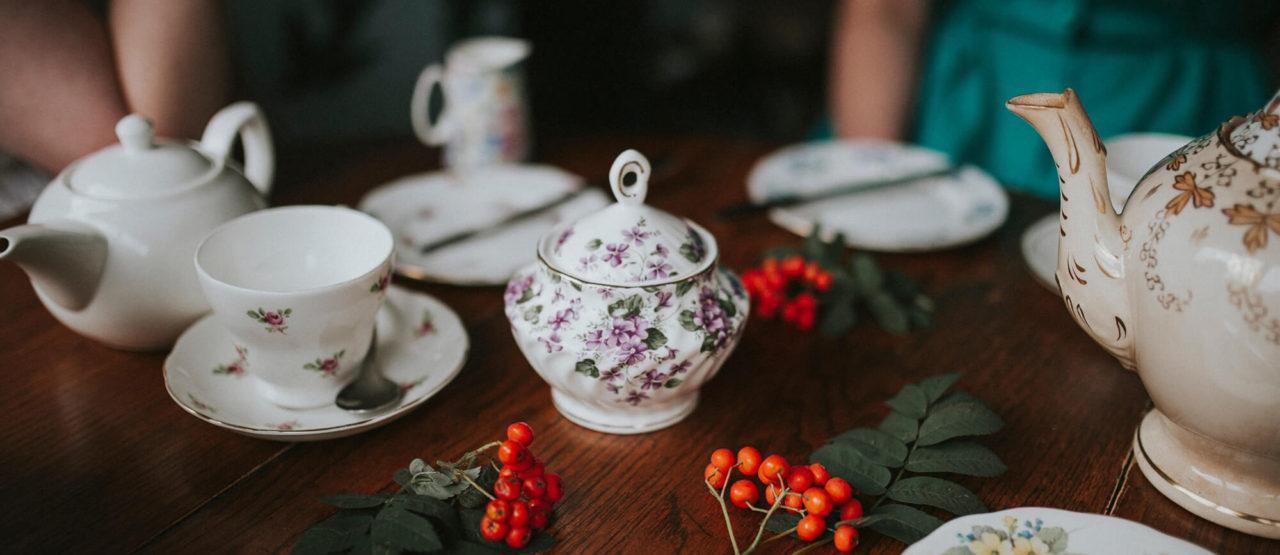 Tea time - Alice in Beautyland