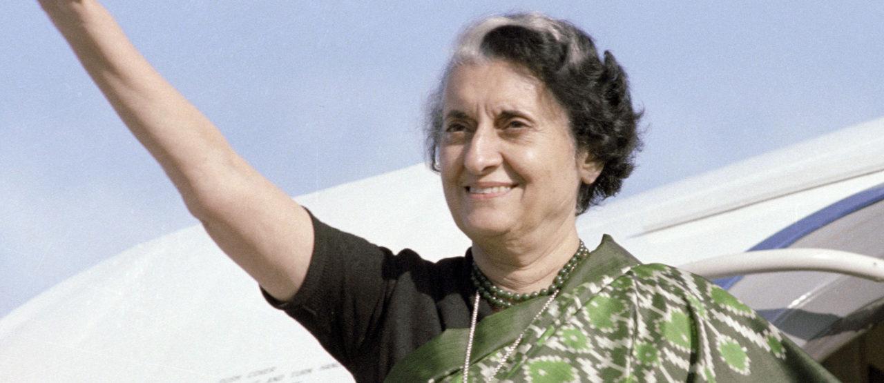 Mujeres Alice - Indira gandhi
