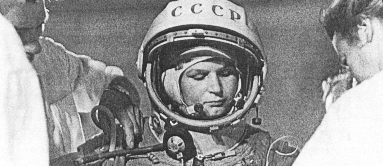 Mujeres Alice - Valentina Vladimirovna Tereshkova