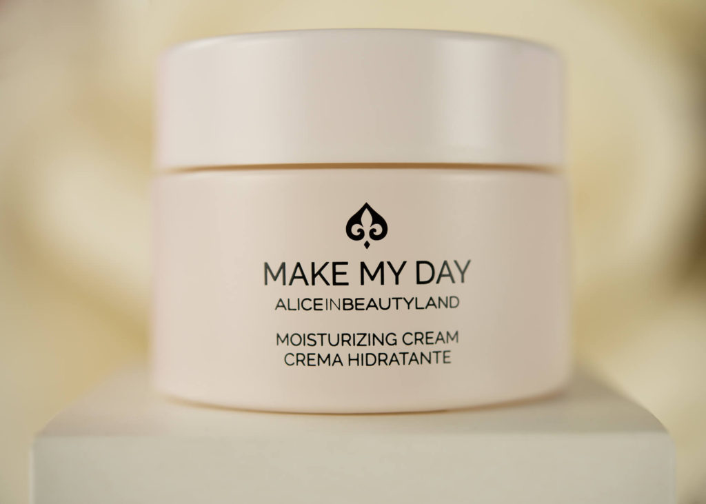 Estres a flor de piel - Alice in Beautyland - MAKE MY DAY