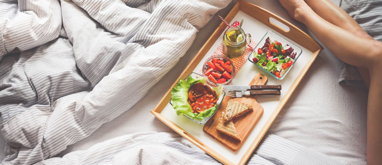 Alimentacion Biologica - Alice in Beautyland - Breakfast
