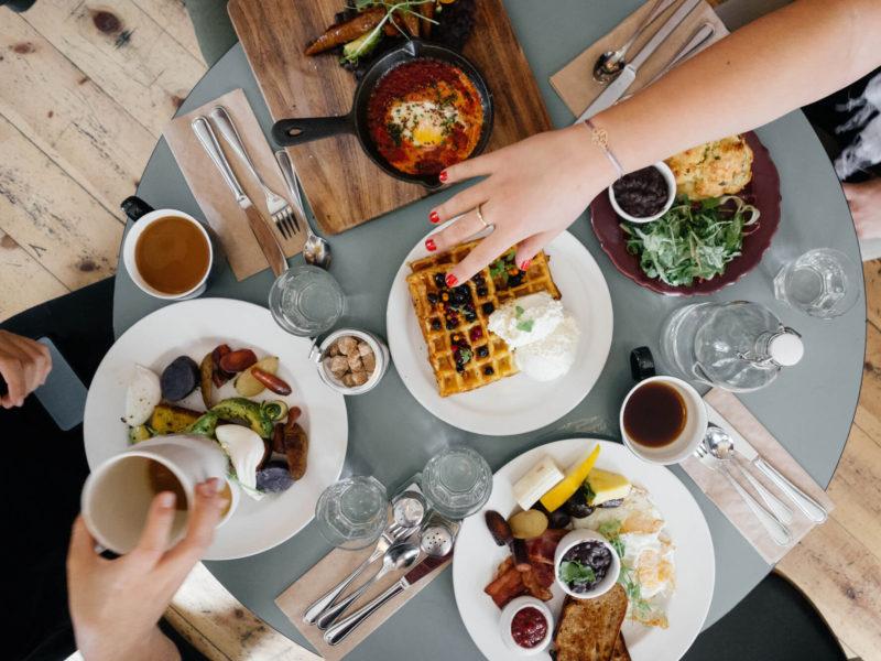 Alimentacion Biologica - Alice in Beautyland - Dinner