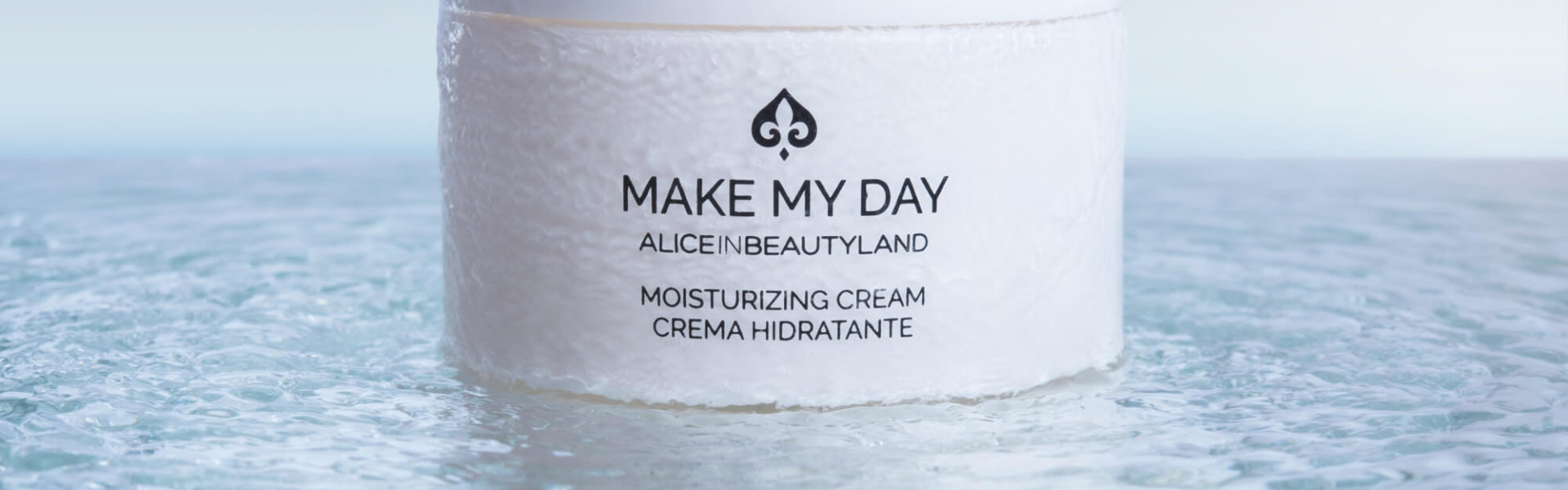 Cuidados básicos de belleza - Alice in Beautyland - Make my day - Crema hidratante facial