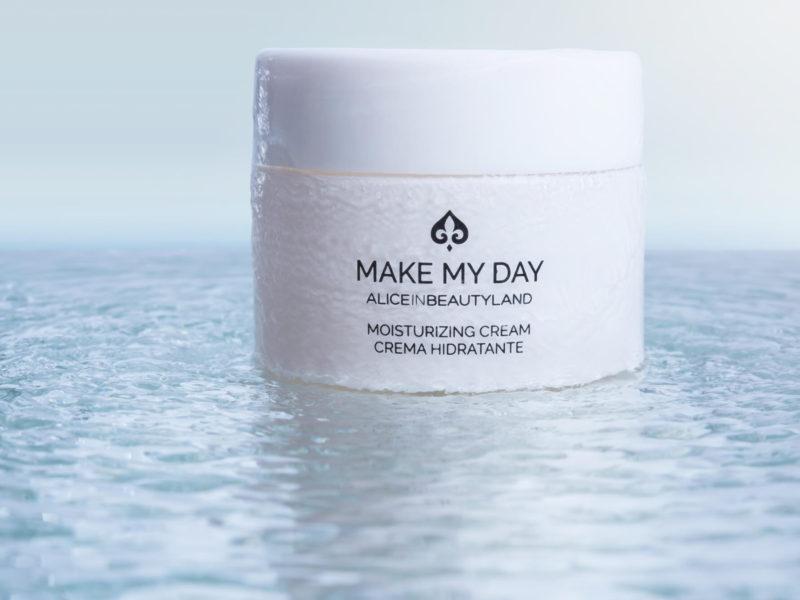 Cuidados básicos de belleza - Alice in Beautyland - Make my day - Crema hidratante facial