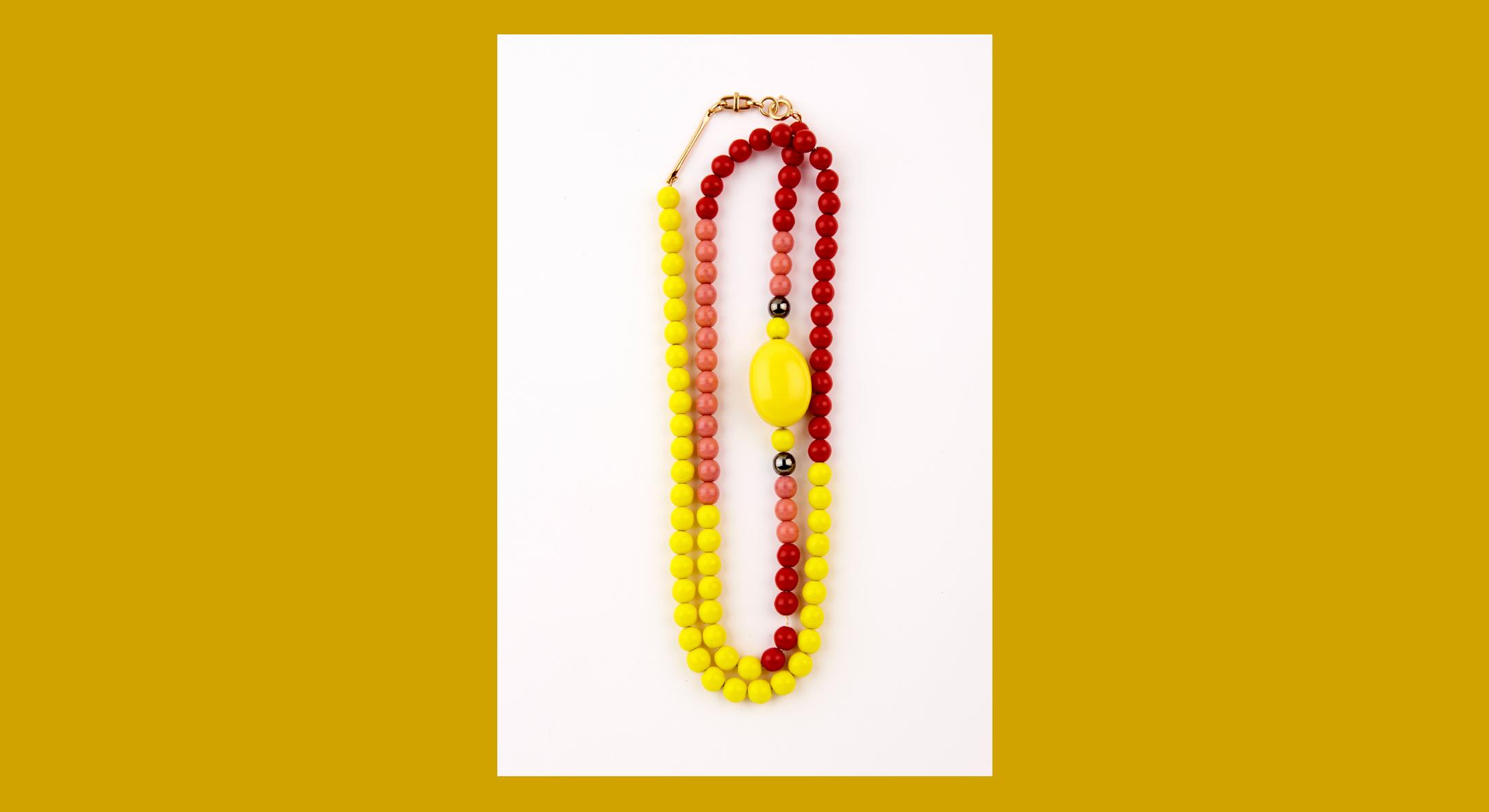 El Amarillo-tendencia-Alice in Beautyland-collar