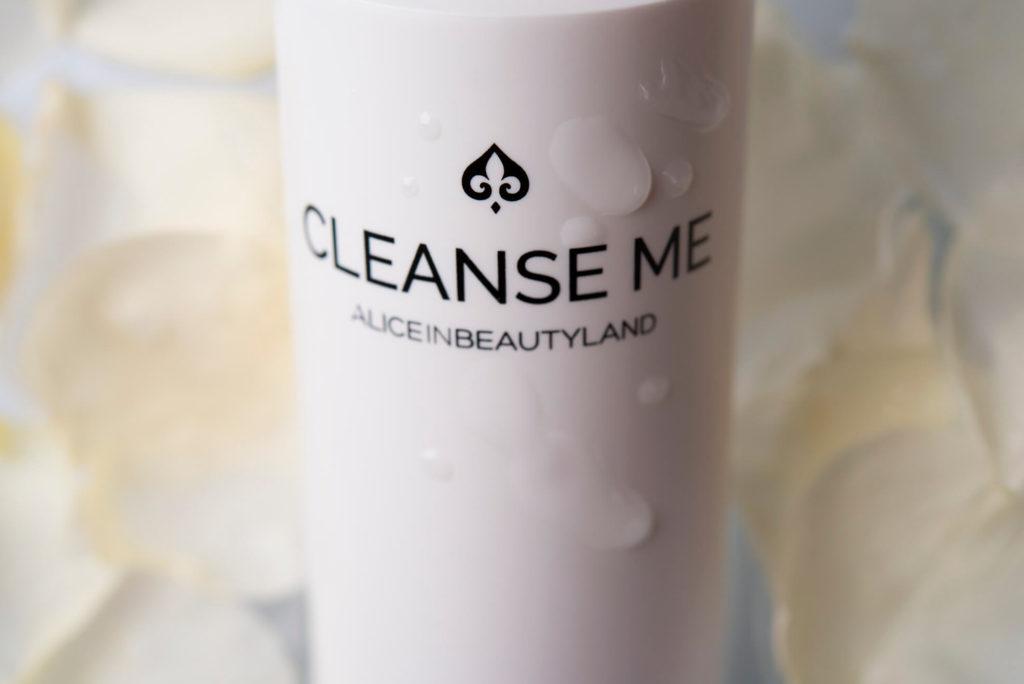 Limpieza Facial y Automasaje - Cleanse Me - Alice in Beautyland Blog Limpieza del Rostro - Cleanse-Me-Petalos