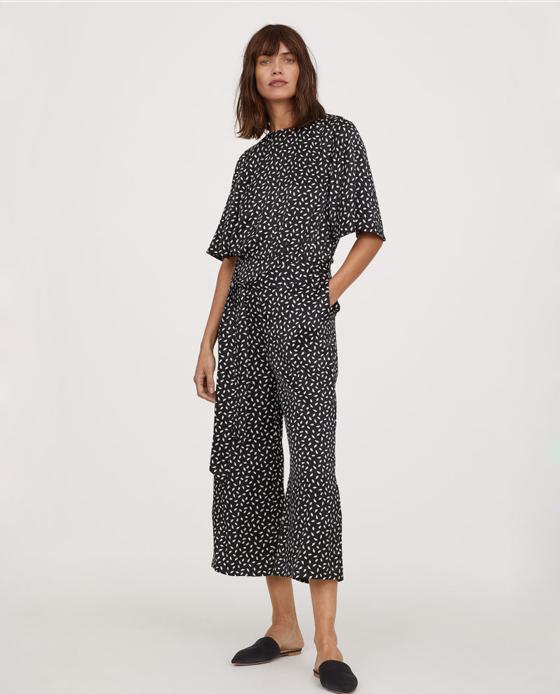 Las tendencias de moda para esta primavera-ALICE IN BEAUTYLAND-MONO-HM-mono