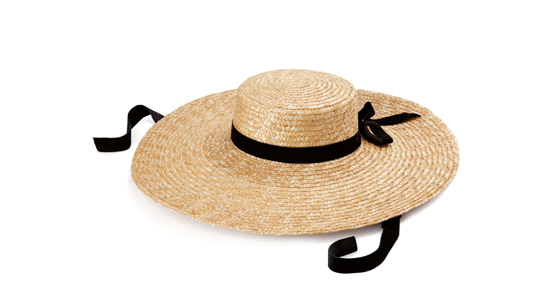 Las tendencias de moda para esta primavera-ALICE IN BEAUTYLAND-Sombreros-Mango-Sombrero de paja