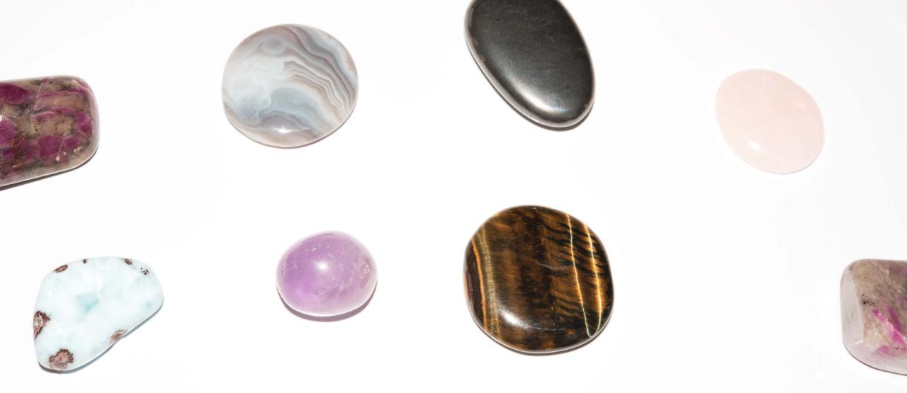 Piedras preciosas que embellecen - Alice in Beautyland Blog - Minerales