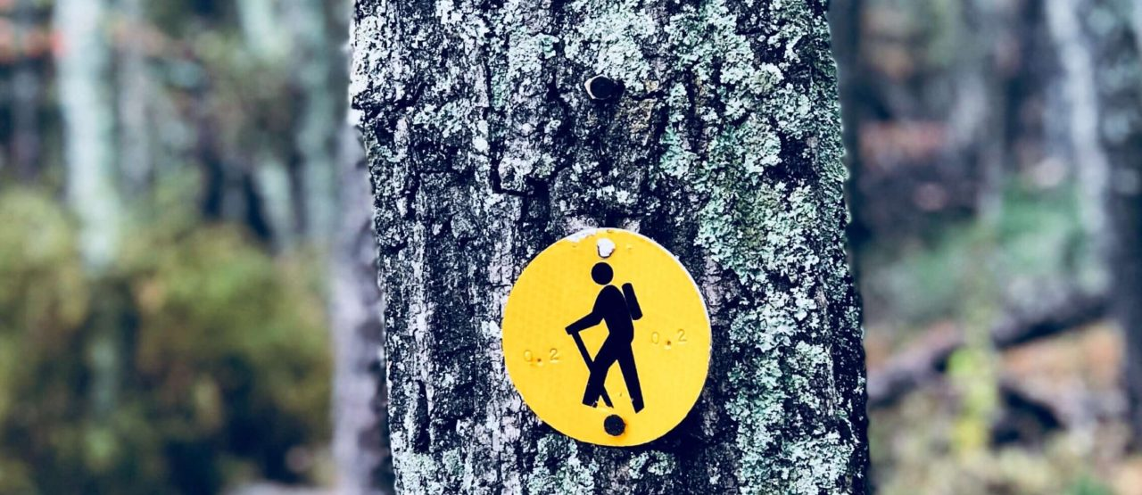 Caminar es un placer y es hacer ejercicio-Alice in Beautyland Blog-senderismo