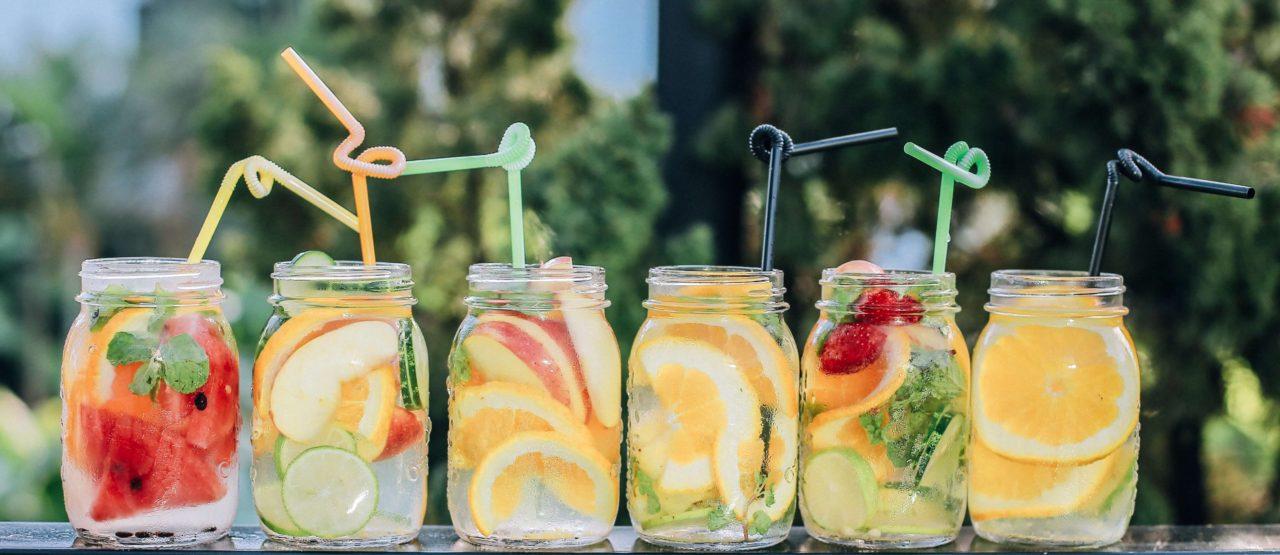 Hidratacion el punto fuerte del verano Alice in Beautyland Blog Cool Drinks