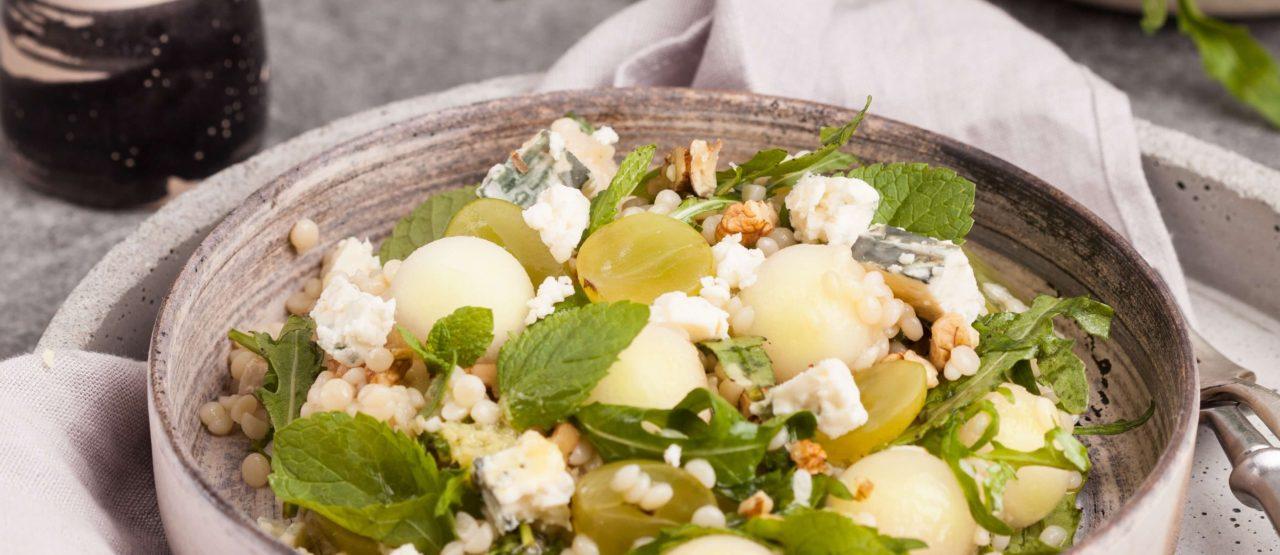 SALVIA LA REINA ANTE LAS ADVERSIDADES Salad