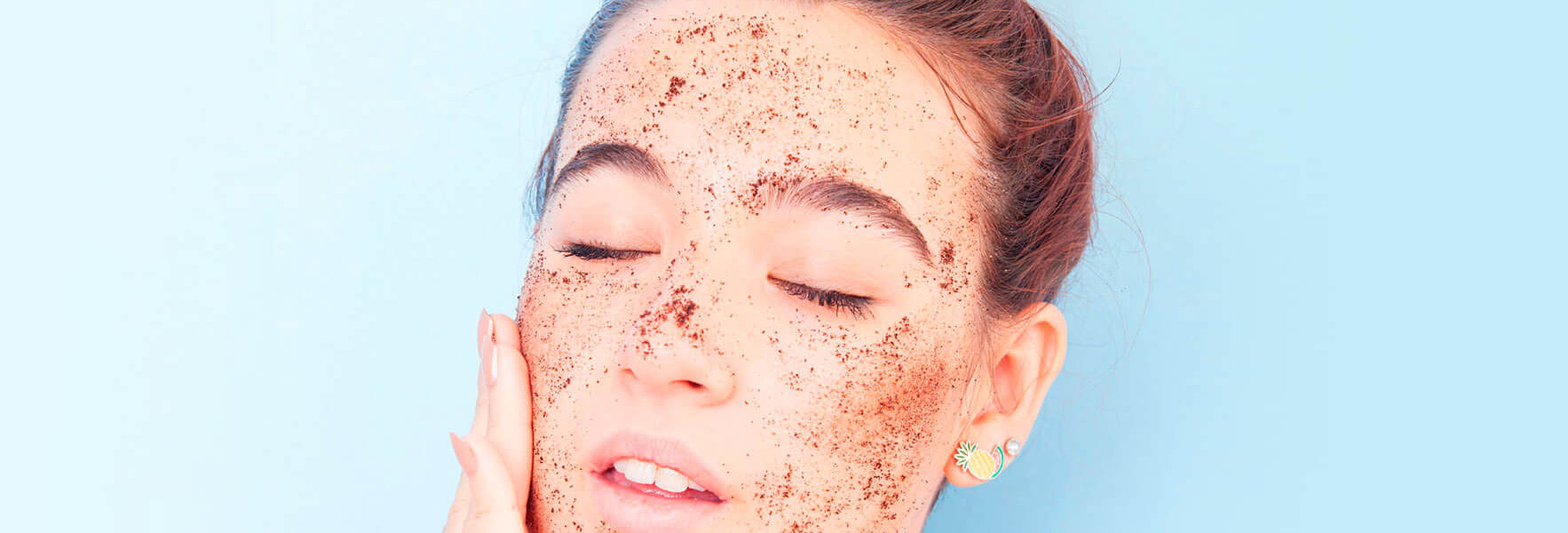 como hacer una buena exfoliacion facial alice in beautyland blog cleanseme scrub alice