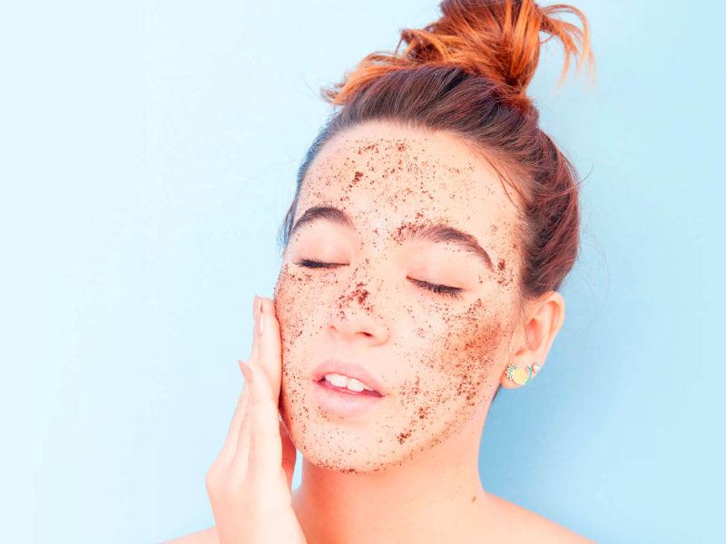 como hacer una buena exfoliacion facial alice in beautyland blog cleanseme scrub alice