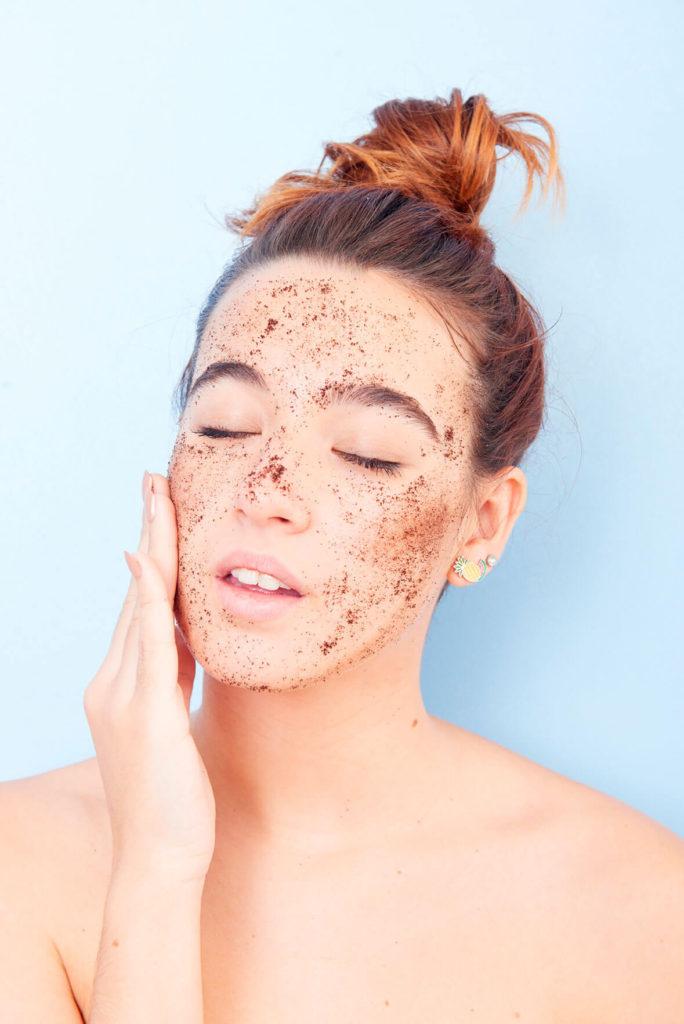 como hacer una buena exfoliacion facial alice in beautyland blog cleanseme scrub mask exfoliation