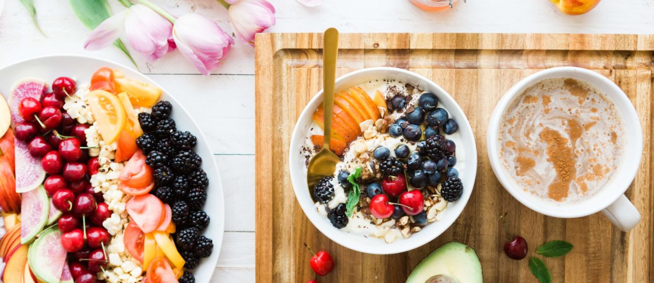 Pon color a tu dieta y ganaras en salud Alice in Beautyland Blog Dieta variada