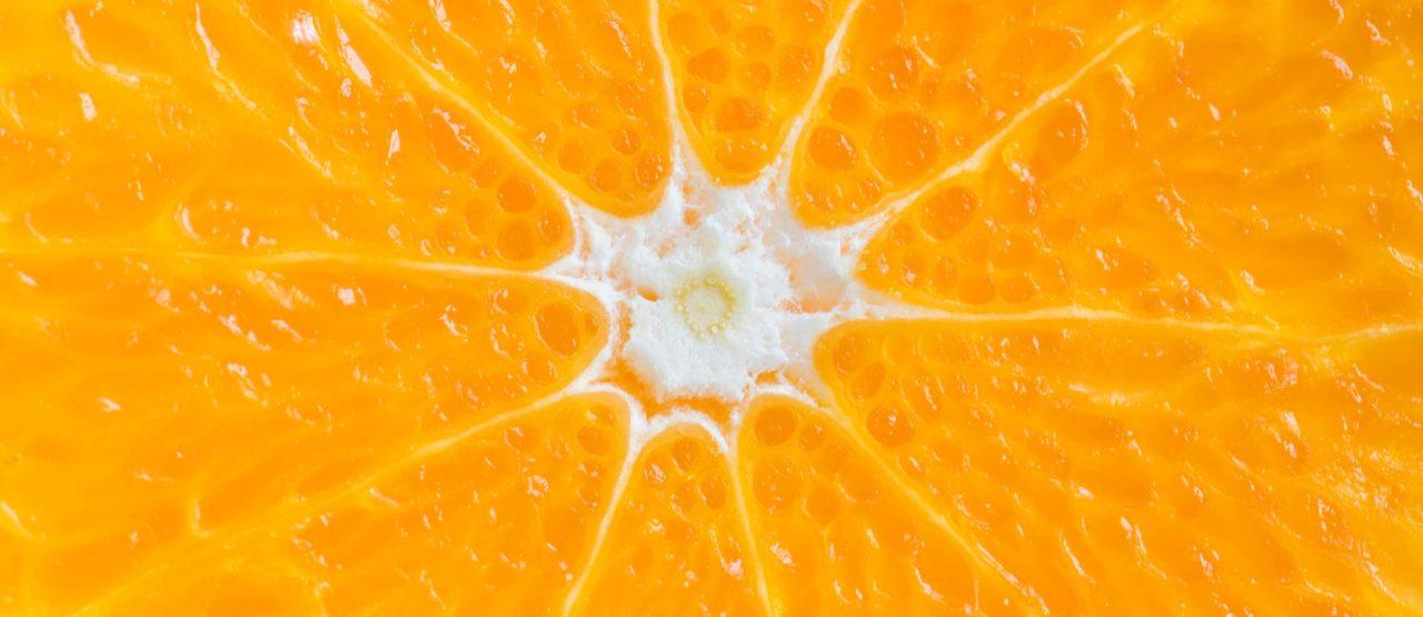 Pon color a tu dieta y ganaras en salud Alice in Beautyland Blog Naranja