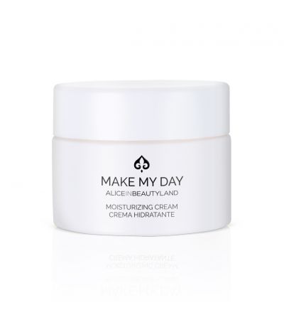 Make my day moisturizing cream, Alice in Beautyland