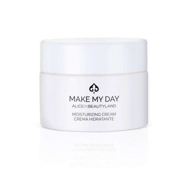 Make my day moisturizing cream, Alice in Beautyland