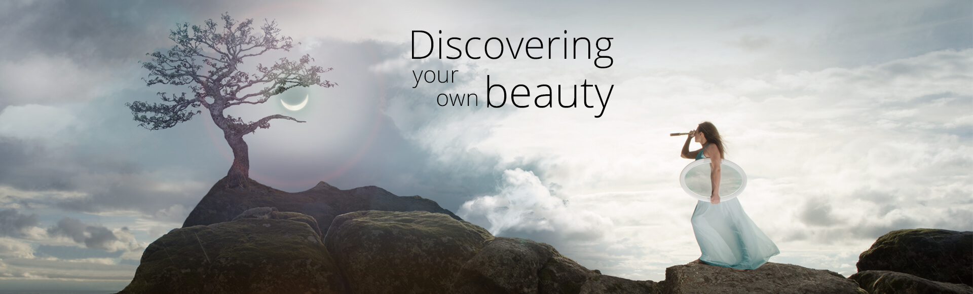 Disovering your own beauty